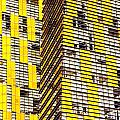 Las Vegas Abstract by Benjamin Yeager