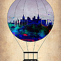 LAs Vegas Air Balloon by Naxart Studio