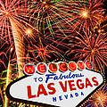 Las Vegas by David Davis