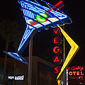 Las Vegas by Jim West