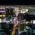 Las Vegas Strip  by Lars Lentz