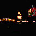 Las Vegas Vintage Signs by Cathy Anderson
