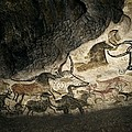 Lascaux II Cave Painting Replica by Science Photo Library