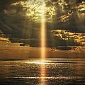Laser Light Reflections by Stuart Deacon