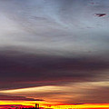 Last 2012 Sunrise Panoramic by Michael Waters