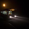 Last Bus In The Fog by Daniel Furon