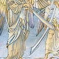 Last Judgement 3 by Edward Burne Jones