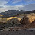 Last Light In Death Valley by Frank Lee Hawkins Eastern Sierra Gallery