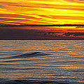 Last Light Panorama by Ann Horn