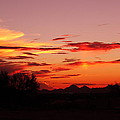 Last Night's Sunset by Kume Bryant
