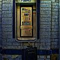 Last Pay Phone by Guillermo Rodriguez