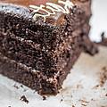 Last Piece Of Chocolate Cake by Edward Fielding