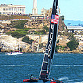 Last Race Oracle/alcatraz by David Davies