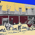 Last Stage To Tombstone Arizona Old Modoc 1903-2013 by David Lee Guss