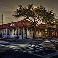 Last Stop Tarpon Springs by Marvin Spates