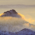 Last Sunset Light In The Clouds by Guido Montanes Castillo