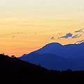 Last Sunset Of 2012 by Joe Myeress