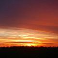 Last Sunset Of 2013 by Dan McCafferty