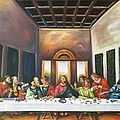 Last Supper by Olaoluwa Smith