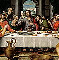 Last Supper by Vicente Juan Macip