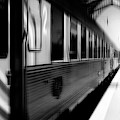 Last Train Leaving Paris by Rui Correia