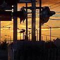 Last Train To Beyond by Lorenzo Williams