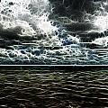 Last Winds Of Hurrican Issac  by G Adam Orosco
