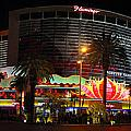 Las Vegas - The Flamingo Panoramic by Randy Smith