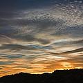 Late Afternoon Sky by David Pringle