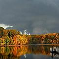 Late Autumn Storm by Scott Fracasso