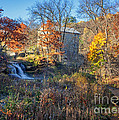 Late October At Pickwick Mill II by Kari Yearous