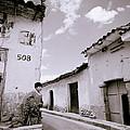 The Alleys Of Cuzco by Shaun Higson