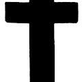 Latin Cross by Granger