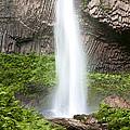 Latourell Falls II by Dan Sabin