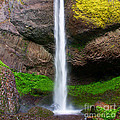 Latourelle Falls by Don Hall
