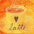 Latte by Linda Woods