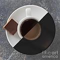 Latte Or Espresso by Liz Leyden