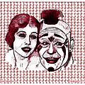 Laugh Clown Laugh by Christopher Korte