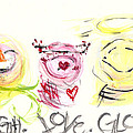 Laugh Love Glow by Molly Picklesimer