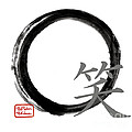Laugh - Zen Enso by To-Tam Gerwe
