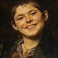Laughing Boy by Georgios Jakovidis