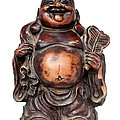 Laughing Buddha by Fabrizio Troiani
