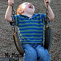 Laughter In The Park by Lisa Jones