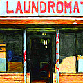 Laundromat 20130731pop by Wingsdomain Art and Photography
