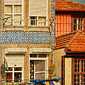 Laundry Day In Porto - Photo by Mary Machare