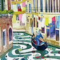 Laundry Day by Sherri Bails