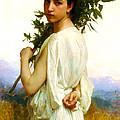 Laurel Branch by William-Adolphe Bouguereau