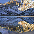 Laurel Mt And Convict Lake Sierra by Tim Fitzharris