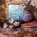 Lavendar Roses by Darice Machel McGuire