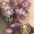 Lavender Hydrangeas by Terri  Meyer